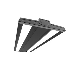 Modern indoor suspended linear highbay led light