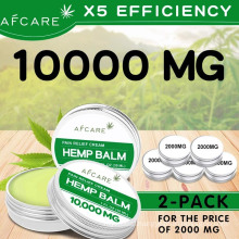 Brightening Hemp Balm Hemp Balm for Pain Relief Quickly Relieve Wrist Neck Knee Muscle Ankle and Back Pain