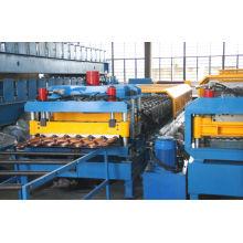 Máquina manual de la prensa de la baldosa del metal