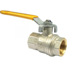 J2102 Forged Brass gas ball valve full ball valve