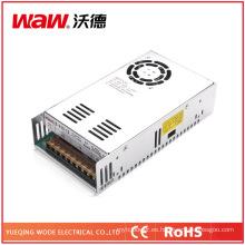 Fuente de alimentación de la transferencia de 350W 24V 15A con la protección del cortocircuito