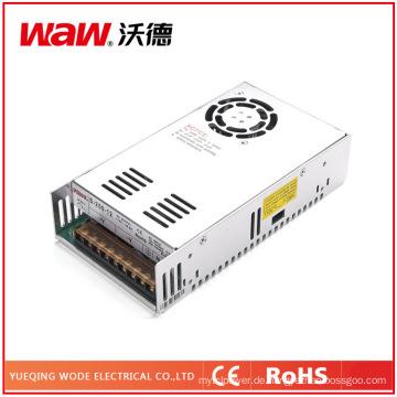 350W 24V 15A Schaltnetzteil mit Kurzschlussschutz