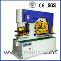Q35y Series Hydraulic Iron Workers for Punching and Notching