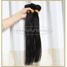 Необработанное Прямо Девы Человеческих Волос Weave Свободный Образец Первичного Сырья Дешевые Бразильский Weave Волос