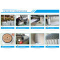 High efficiency dust collector accessories