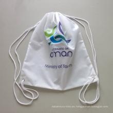 servicio de OEM de bolsa de almacenamiento con cordón