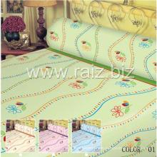 Printed Fleece Bedding Set
