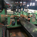 Light-Duty Warehouse Metal Rack Roll formant la machine de production Iran