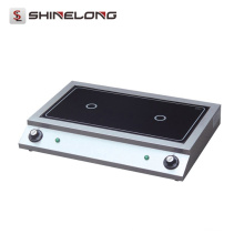 2017 ShineLong Hot Sale Table de cuisson électrique commerciale à induction