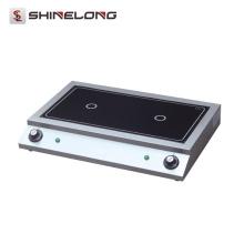 2017 ShineLong Hot Sale Table-top Fogão elétrico de indução comercial