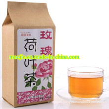 Healthy Herbal Rose and Lotus Leaf Weight Loss Tea (MJ 300g)