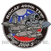 Parches Bordados de la Fuerza Aérea