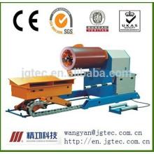 automatic uncoiler/ manual uncoiler/ hydraulic uncoiler