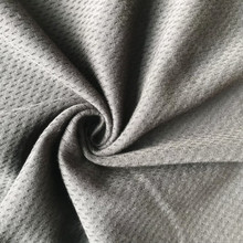 High reputation for Cotton Healthy Knitting Fabric Black cotton Jacquard french rib fabric export to Palau Supplier