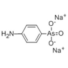 Arsonic acid,As-(4-aminophenyl)-, sodium salt (1:1)  CAS 127-85-5