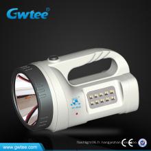 Nouveau projecteur portable led rechargeable GT-8522
