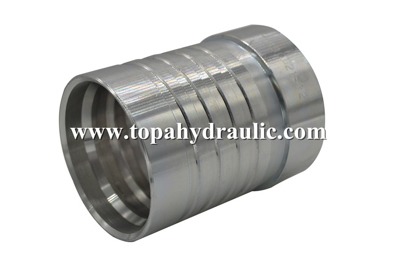 2 huors replied galvanized steel fitting ferrules
