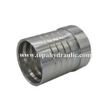 free samples zinc plating ferrule joint fitting