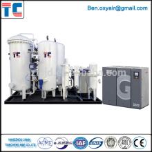 Газ PSA Азотистый генератор с CE Утверждение Китай OEM Производство