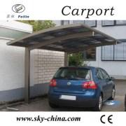 PC Roof Aluminum Carport for Car Shelter (B800)