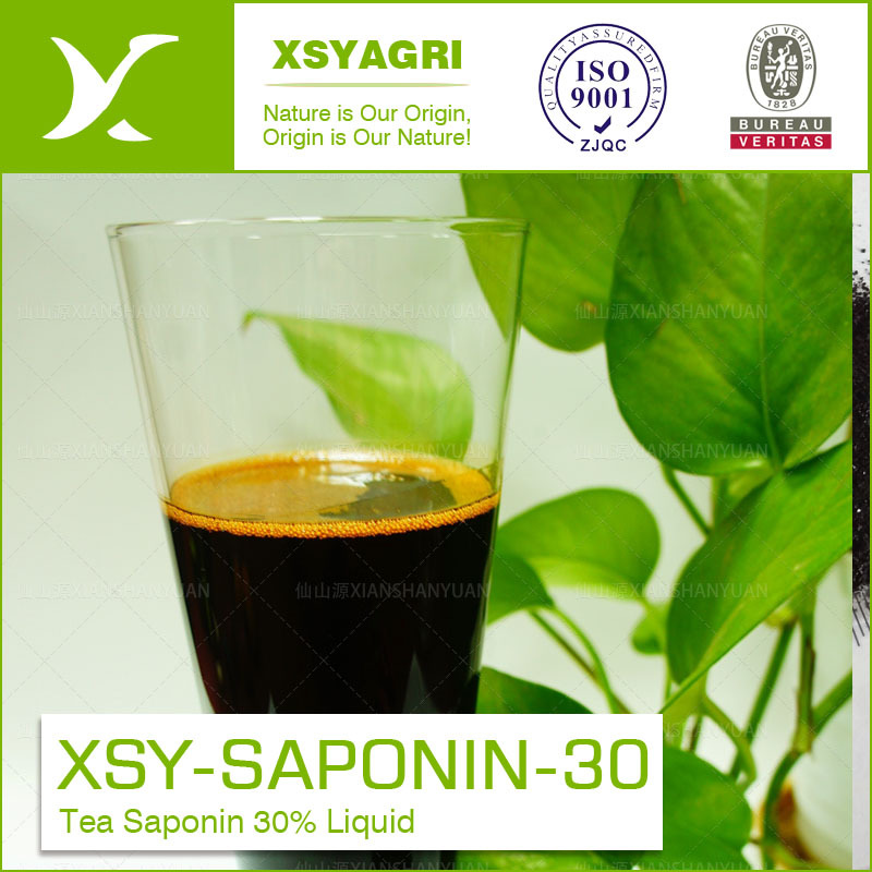 High Saponin liquid use in bisultap