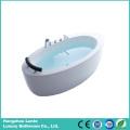 Modern Acrylic Freestanding Bathtub Soaking Tub (LT-6S)