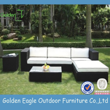 Elephant Design Wicker Sectional Outdoor Sofa