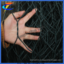 Malla de alambre de PVC Gabion para el descuento