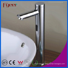 Fyeer High Body Touchless Automatic Washbasin Sensor Tap (QH0135H)