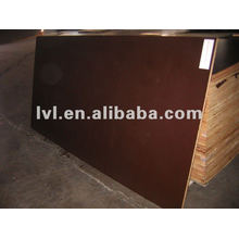 waterproof gule with Brown Film plywood
