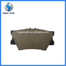 Auto Bremse 04465-42160 Автомобильная тормозная колодка