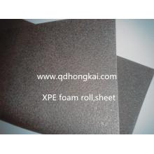 Rouleau de mousse XPE, feuille de mousse PE réticulée chimique