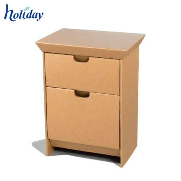 Assembly Four Floor Paper Cabinet With Divide Grid,Floor Stand Paper Furniture