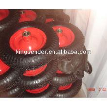 400-8 rubber wheel
