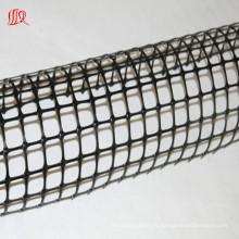 Suprimento Direto de Plástico Biaxial Geogrelha de Material Plástico