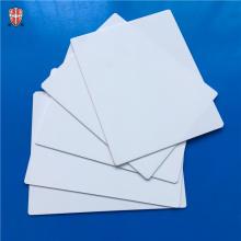 blanc moulant blanc feuille de céramique d'alumine Al2O3