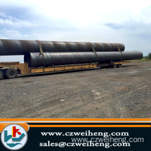 API approved Ssaw Steel Pipe