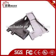 Fabricante de titânio cnc peças usinadas / custom titânio dobra peças / cnc virando peças de titânio