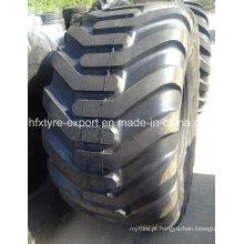 Florestal pneus 750/55-26,5 710/45-22.5, pneu de flotação com melhor qualidade, DOT ECE ISO Gcc disponível