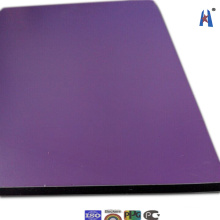 Megabond ACP Panel de pared de aluminio