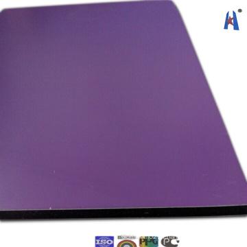 Painel composto em alumínio de parede de cortina Megabond ACP