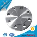 Placa DIN chapa de acero al carbono brida brida de acero inoxidable