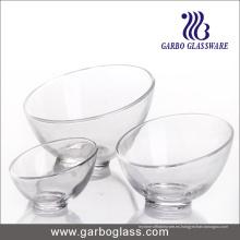 Juego de vasos / vasos de vidrio GB 1410