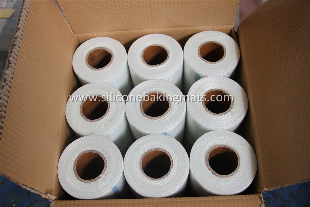 Self Adhesive Mesh Drywall Joint Tape