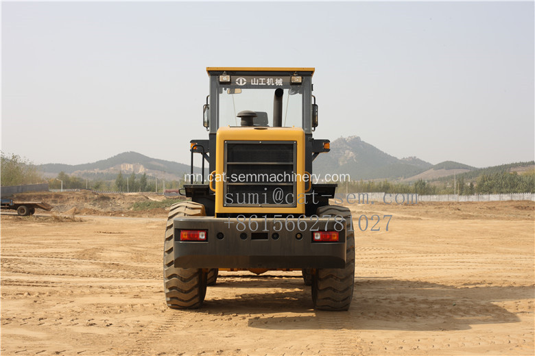 Cat SEM 630B Wheel Loader
