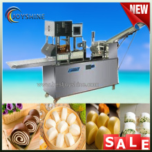 Automatic Multi-functional Square Bread Forming Machine