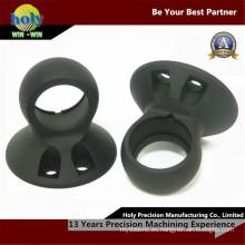 Amortiguadores del CNC Piezas de aluminio del CNC de los recambios Piezas dadas vuelta