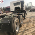Sinotruk Used HOWO 420HP Tractor Truck