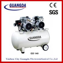 0,8 МПа 65 л 0,8 кВт * 2 стоматологический воздушный компрессор (GD140)