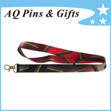 Custom Polyester Lanyards with Logo (Lanyard-103)